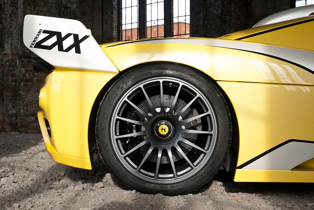 Ferrari Enzo ZXX Evolution Rear Wheel