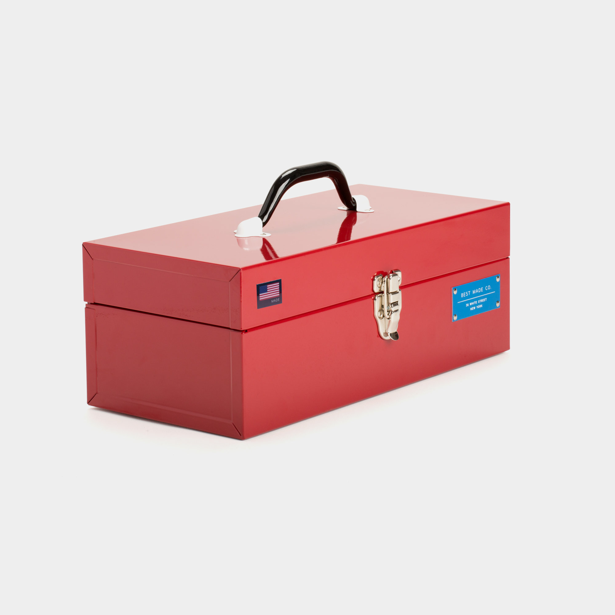 Best Made Company The 15 Inch Toolbox Left