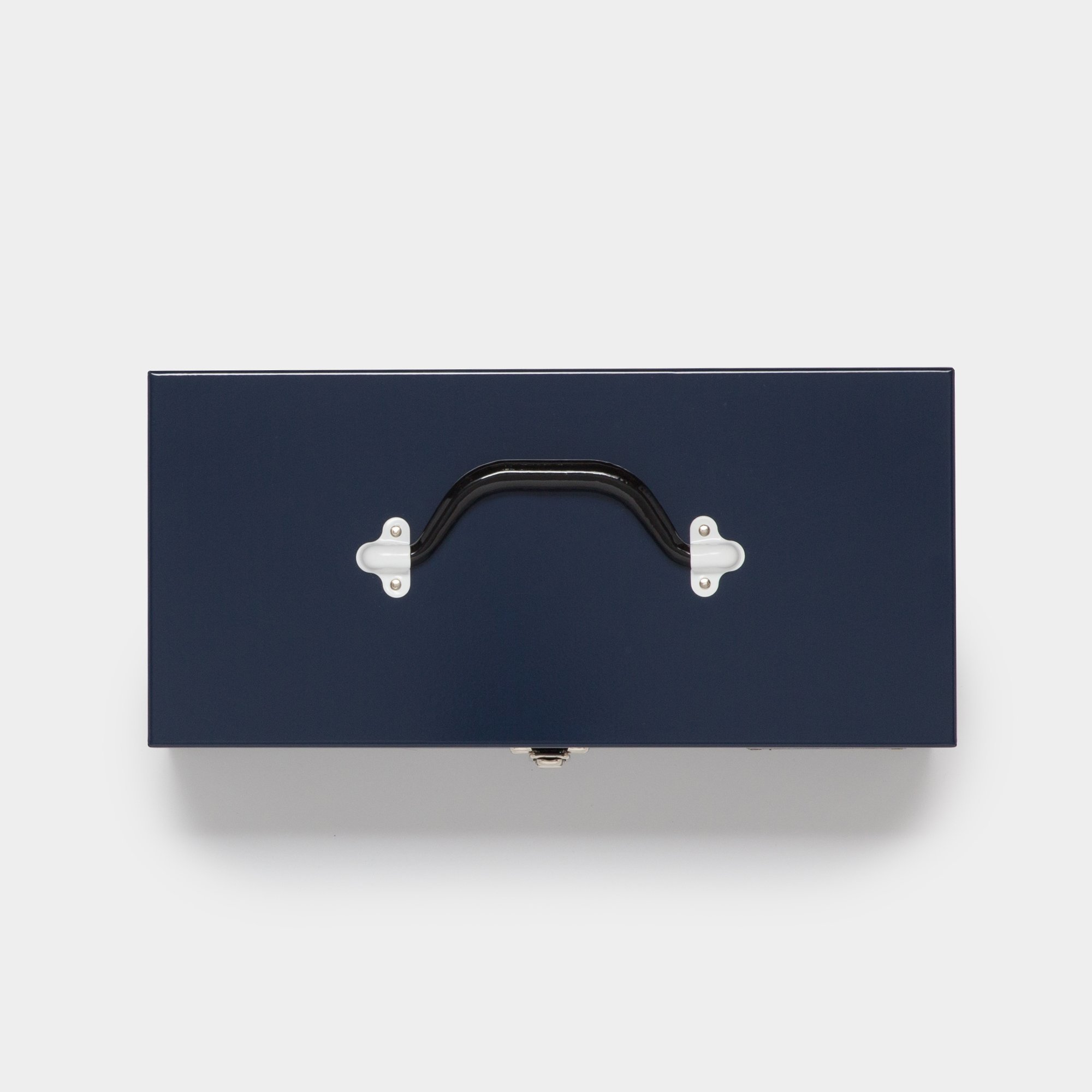 Best Made Company The 15 Inch Toolbox Top Navy