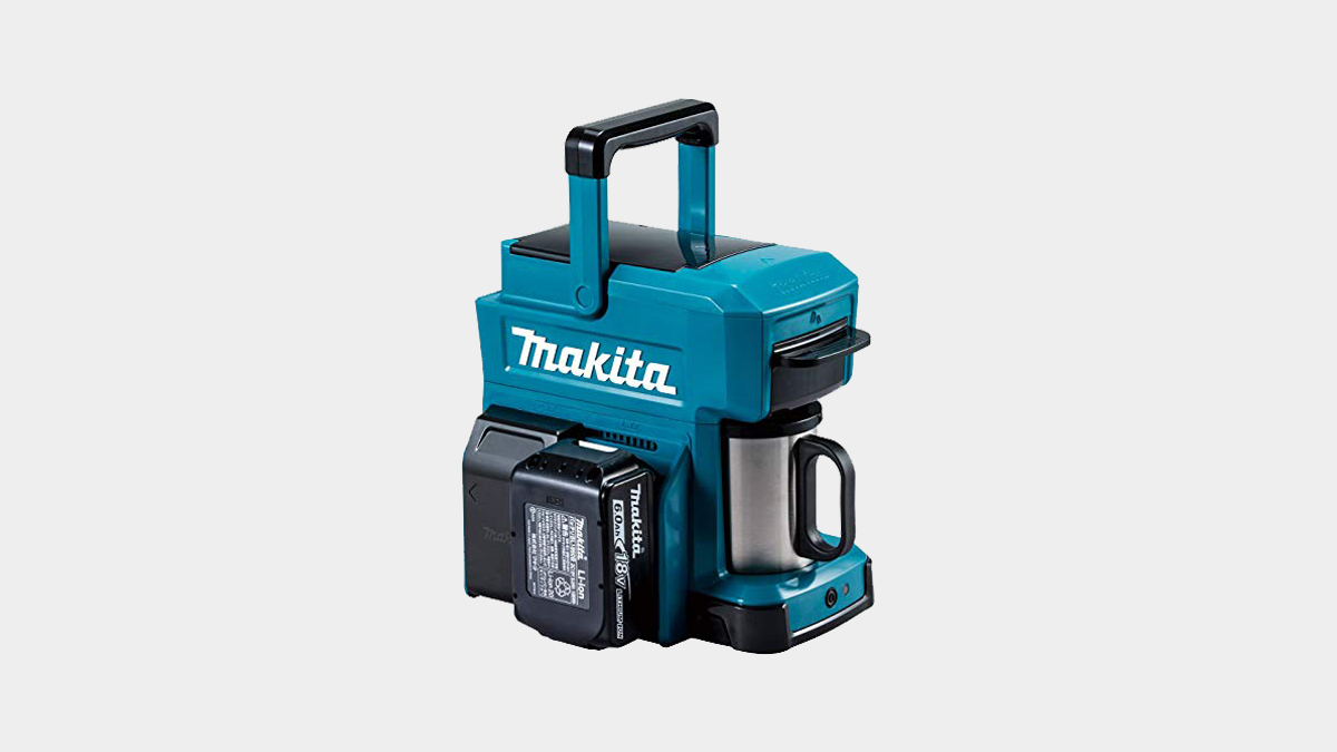 Makita Coffee Maker Featured Image