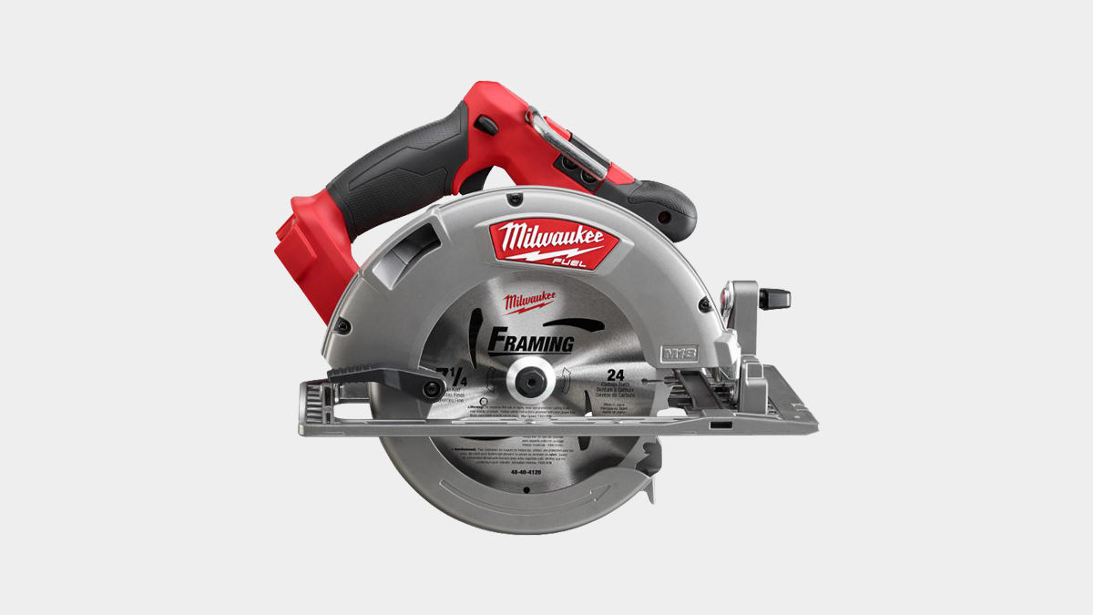 Milwaukee M18 Fuel Circular Saw Featured Image