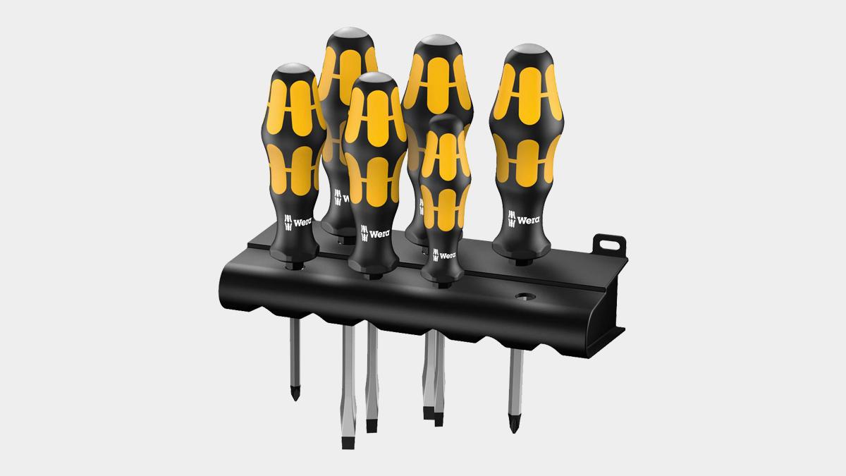 Wera Kraftform Plus 900 Series Screwdriver Set