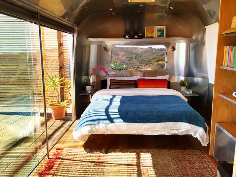 Malibu Dream Airstream Bed