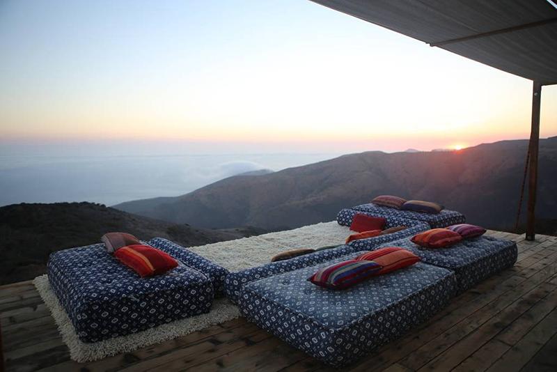 Malibu Dream Airstream Lounge