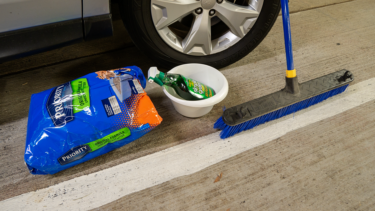 How To Clean Garage Floors Useful Equipment