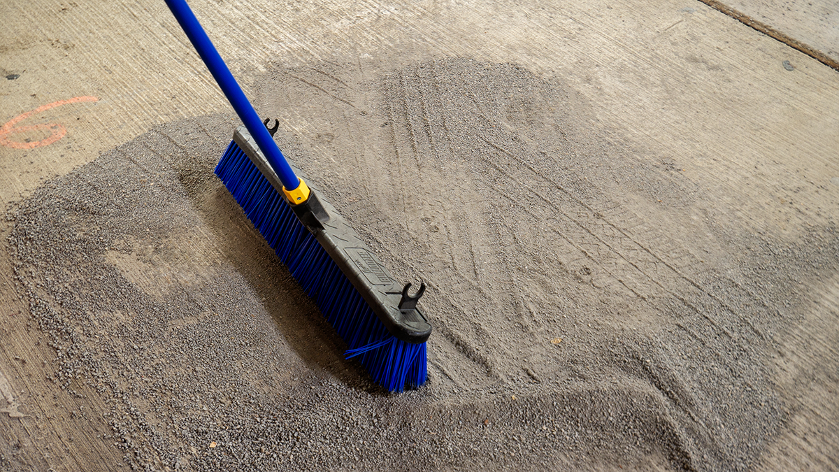 How To Clean Garage Floors oil