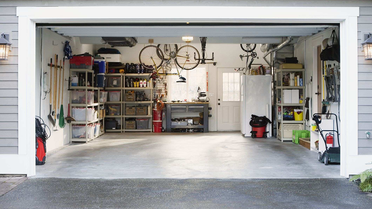 How To Clean Garage Floors